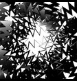 abstract graphic with irregular random lines