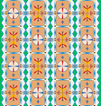 lakota pattern two vector image vector image