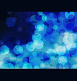 abstract dark blue background of sky vector image