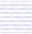 blue watercolor stripes on white seamless vector image
