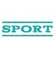 Sport Watermark Stamp vector image vector image
