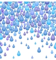 Background with drops of a rain vector | Price: 1 Credit (USD $1)