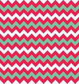 Chevron seamless pattern in flat style vector image vector image