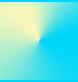 pastel conical gradient vector image vector image