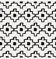 seamless grunge decorative ethnic pattern vector image vector image