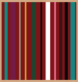 bright colorful seamless stripes pattern vector image