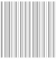 line seamless pattern black lines on white vector image vector image