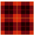 Red Tartan Cloth Design
