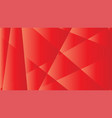 abstract background with a red triangle gradient vector image