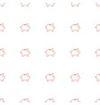 money box icon pattern seamless white background vector image vector image
