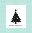 happy christmas happy new year merry christmas vector image vector image