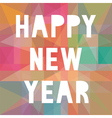 Happy new year 2014 card25 vector image