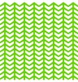 pine pattern vector image vector image