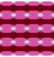 Seamless ornament Pink color vector image vector image