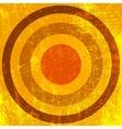 Circle Grunge Background vector image
