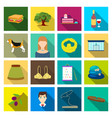 ecology hobbies textilesand other web icon in vector image vector image