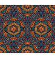 Geometrical Ethnic Tribal Print Ornament vector image vector image
