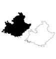 provence-alpes-cote dazur map
