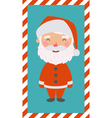Little Santa vector image vector image