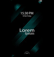Modern lock screen for mobile apps mobile