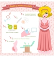 pregnancy planning healthy vector image vector image