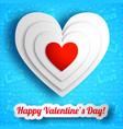 romantic celebrating background vector image vector image