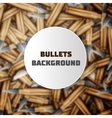 Bullets colorful background vector image vector image