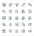 SEO Outline Icons set