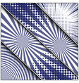 comic monochrome elegant composition vector image vector image