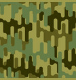 hunter texture protective ornament military vector image