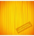 Natural texture of wood background vector image