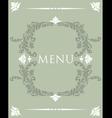 menu33 vector image vector image