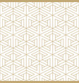 abstract seamless ornamental pattern - geometric vector image