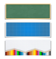 Education Banners vector image
