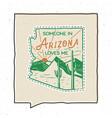vintage adventure arizona badge