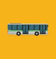 a bus eps10 vector image