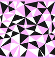 style female geometric seamless pattern from vector image vector image
