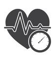 blood pressure concept vector image