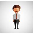 Business person avatar design