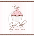 Cup cake vector | Price: 1 Credit (USD $1)