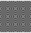 Design seamless diamond lattice pattern vector image