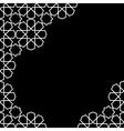 moroccan zellige template vector image