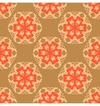 Seamless pattern boho chic vector image vector image
