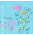 collection of mother day card style vector image vector image