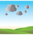 GOOD Weather vector image vector image