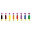pencil color vector image vector image