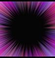 purple abstract psychedelic star burst background vector image vector image