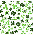 seamless pattern for saint vector image vector image