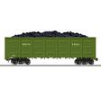 Coal Train vector image