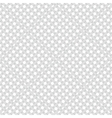 White paper lattice abstract seamless Monochrome vector image vector image